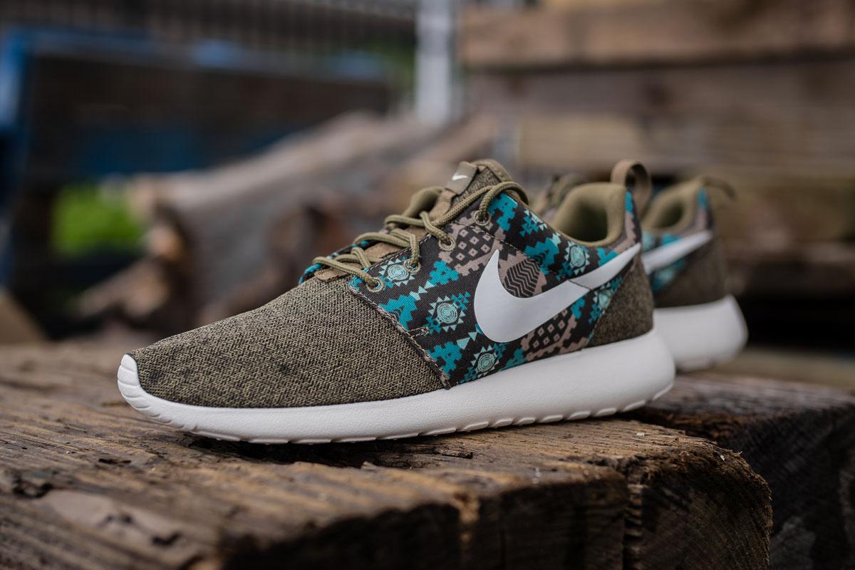 """Nike Roshe One Print """"Iguana†- OG EUKicks Sneaker Magazine"""