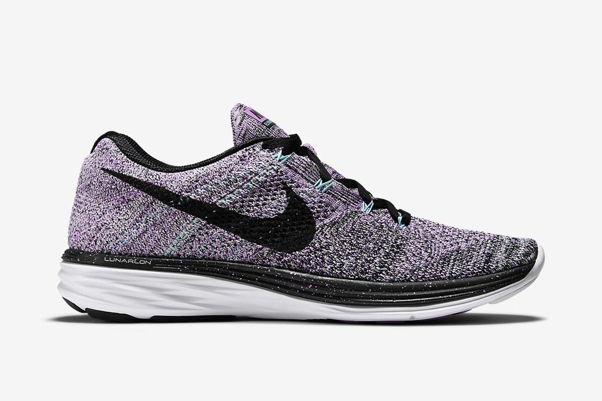 cheap for discount 7dd23 f42b6 Nike WMNS Flyknit Lunar 3