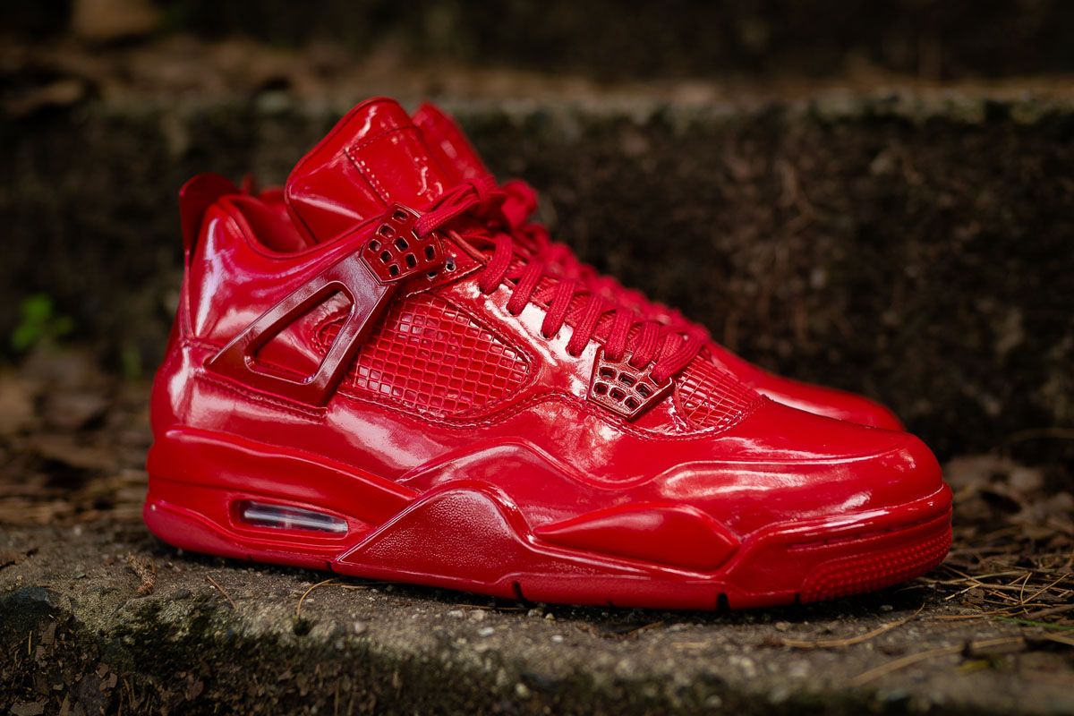 3d179a87bb8dc3 cheapest air jordan 4 university red and white 82e4a 0a835