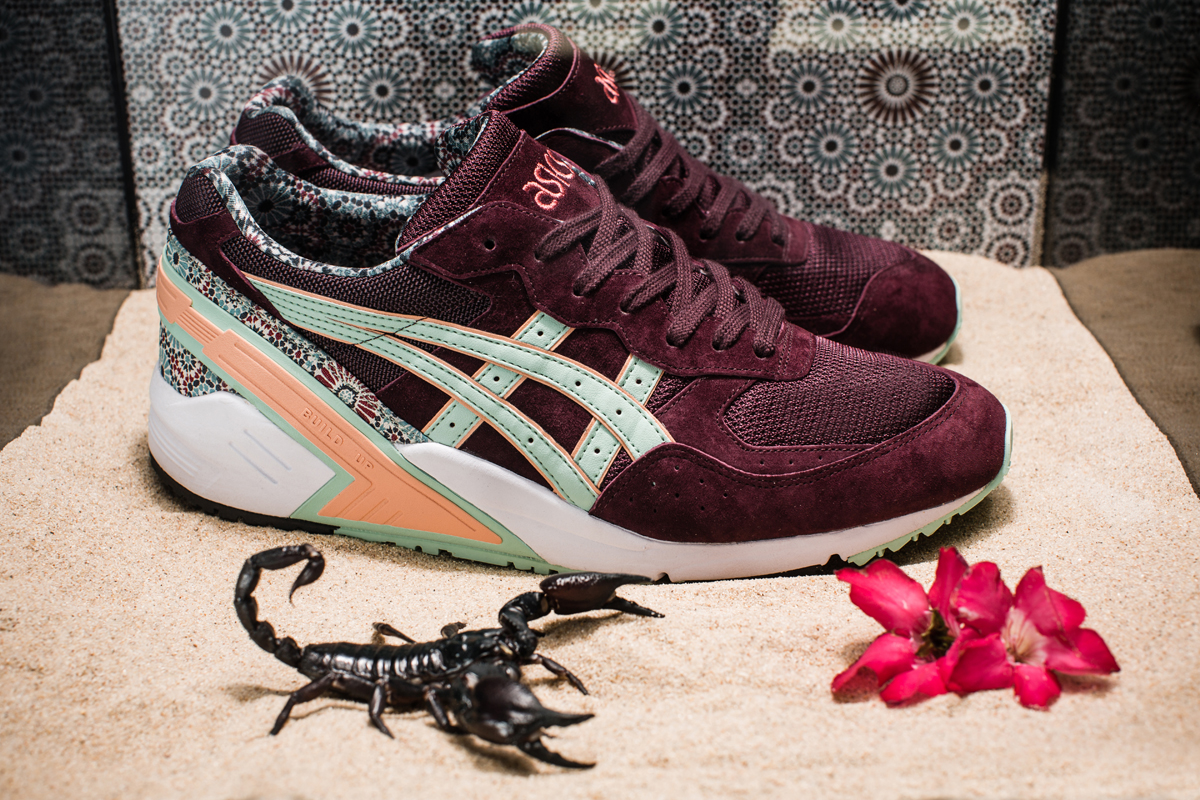 asics desert rose shop