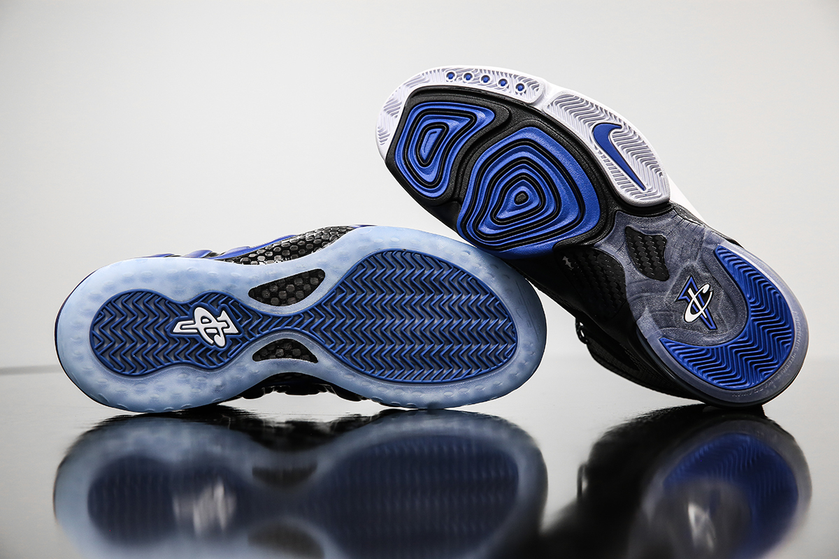 1a405c2f04ada ... Nike Air Penny  Nike Air Penny Sharpie Foamposite Pack Review With  DjDelz  Nike Penny Foamposite Sharpie Pack Release Sole Collector ...