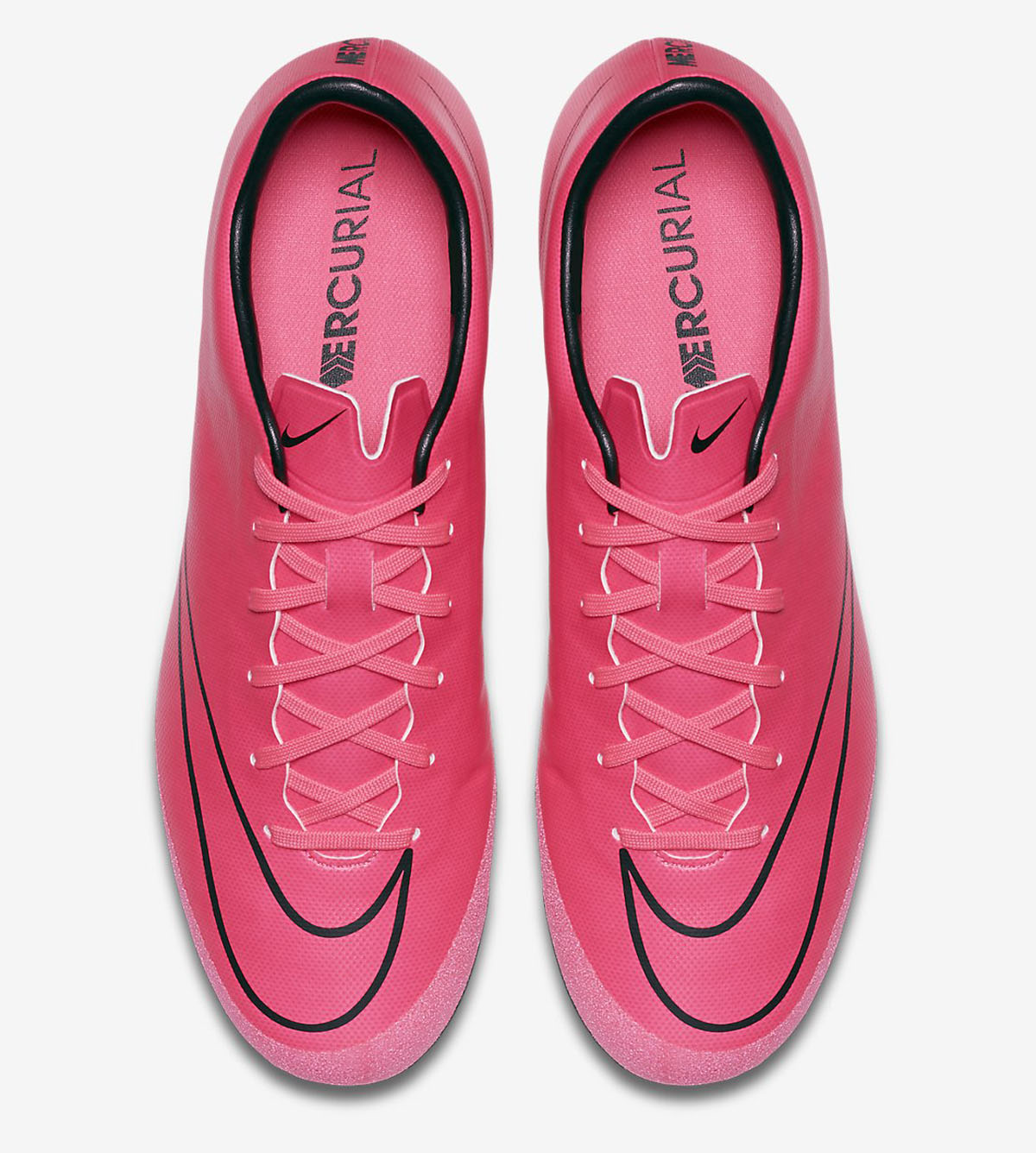 coupon code for nike mercurial victory v ag sort lyserød