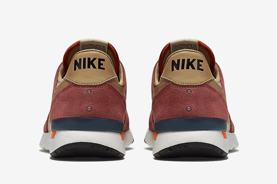 reputable site c9750 0bc18 ... netherlands nike archive 83.m terra brown flat gold 81f0c b450a
