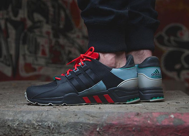 """hot sale online f45c3 ea569 adidas Equipment Running Support 93 """"Green Earth"""""""