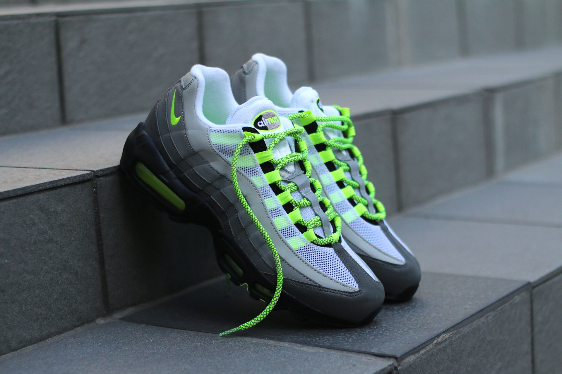 hot sale online a0cde f958e norway air max 95 3m neon 64fc4 8be8b
