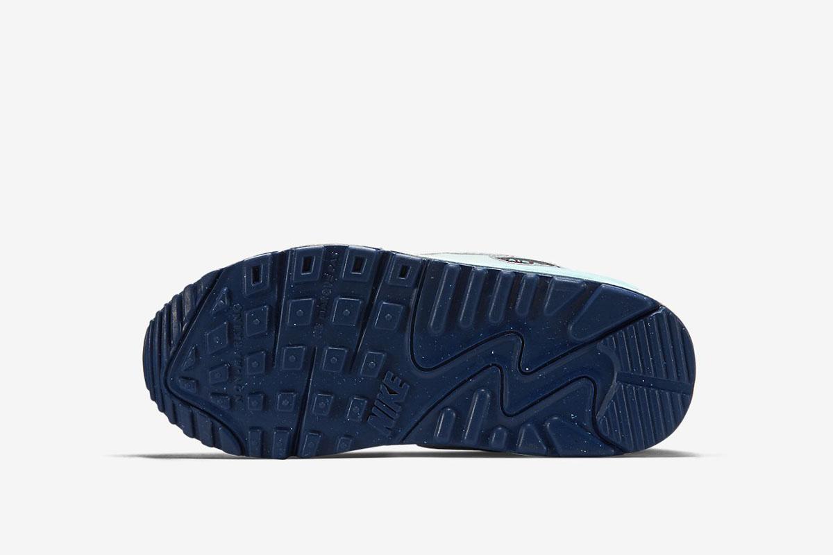 los angeles f123e 35e0a Nike Air Max 90 Mesh PS