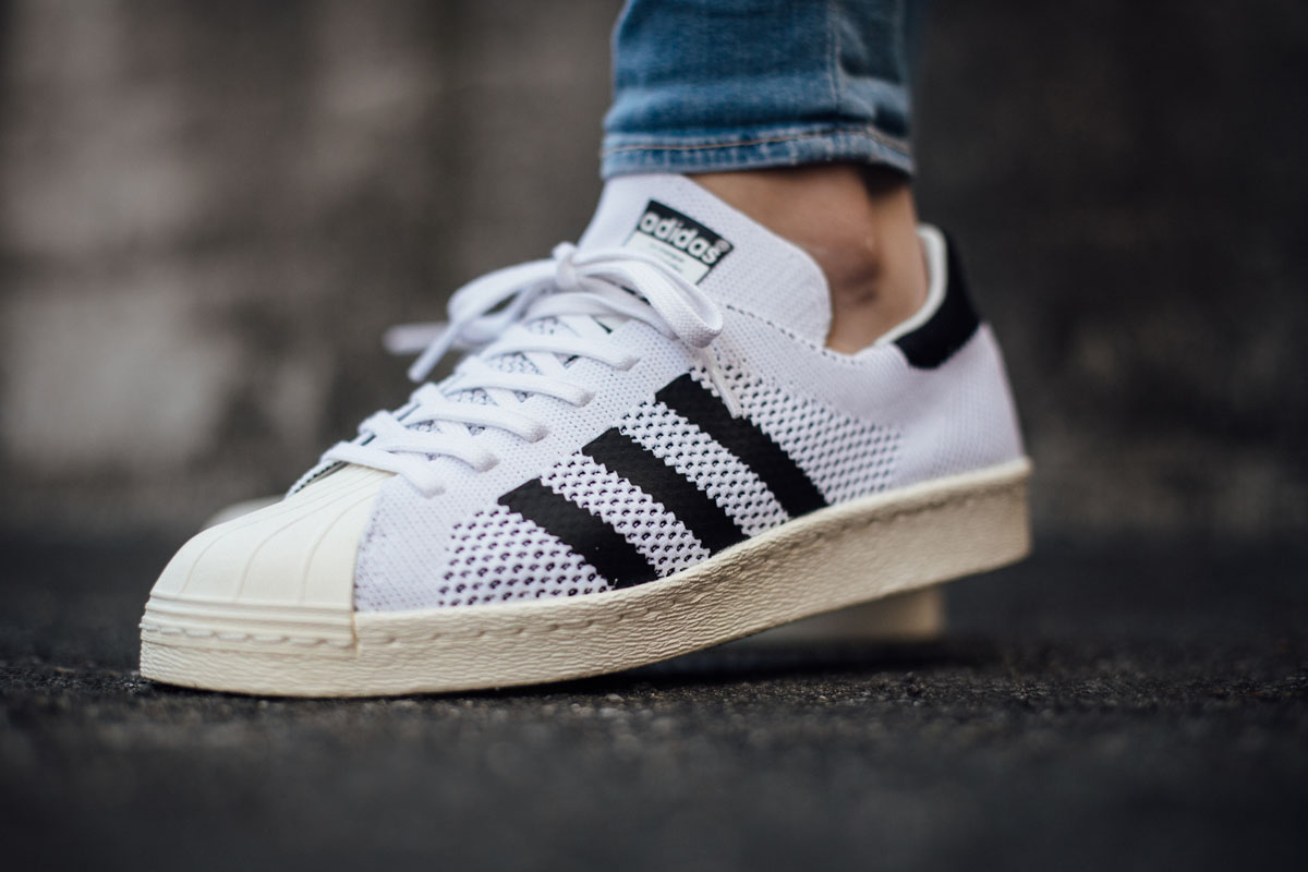 adidas Superstar 80s Primeknit sneakers