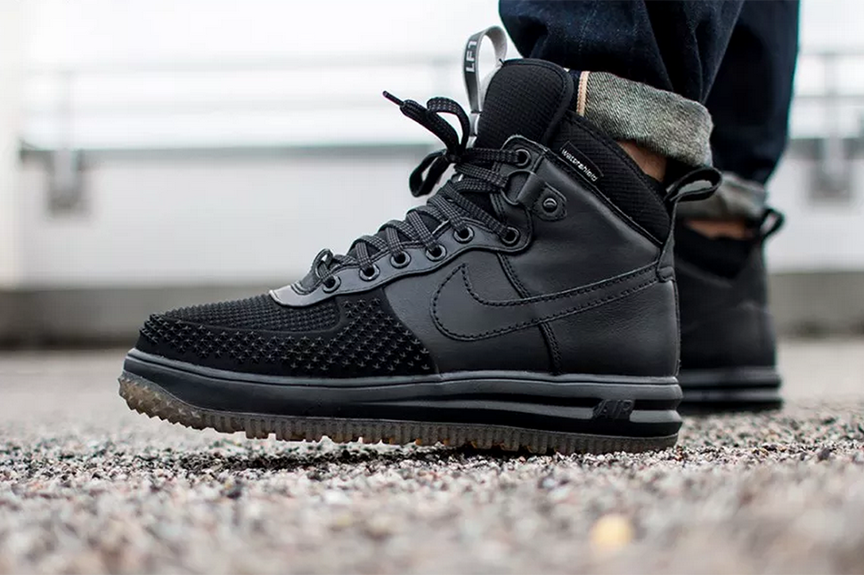 ... official store nike lunar force 1 duckboot black anthracite b17a9 a76a1 edcb76ee7b