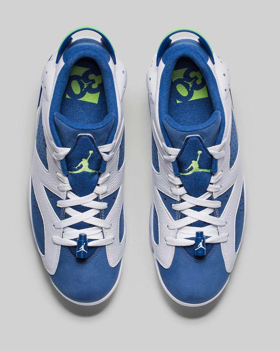 39c904c9cbb839 ... best price air jordan 6 retro low insignia blue releasing f2e2a 9bdf0