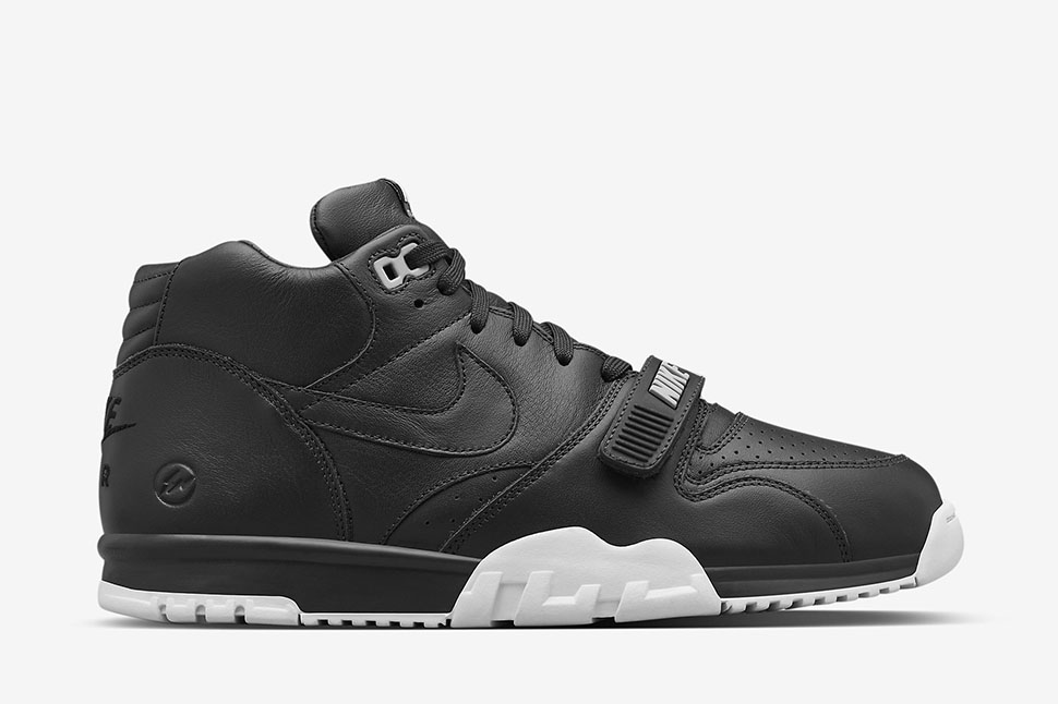 new styles a2277 52efd fragment design x NikeCourt Air Trainer 1 Mid