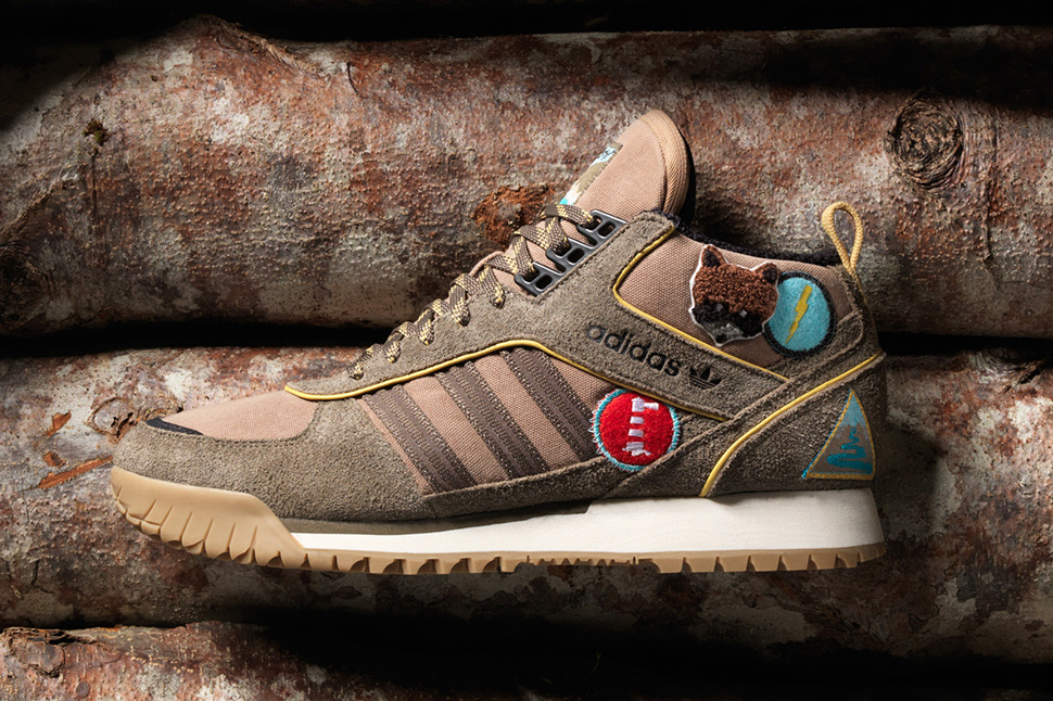 reputable site 65c8c d38a1 ... Extra Butter x adidas ZX Flux ZX Trail Mid ...