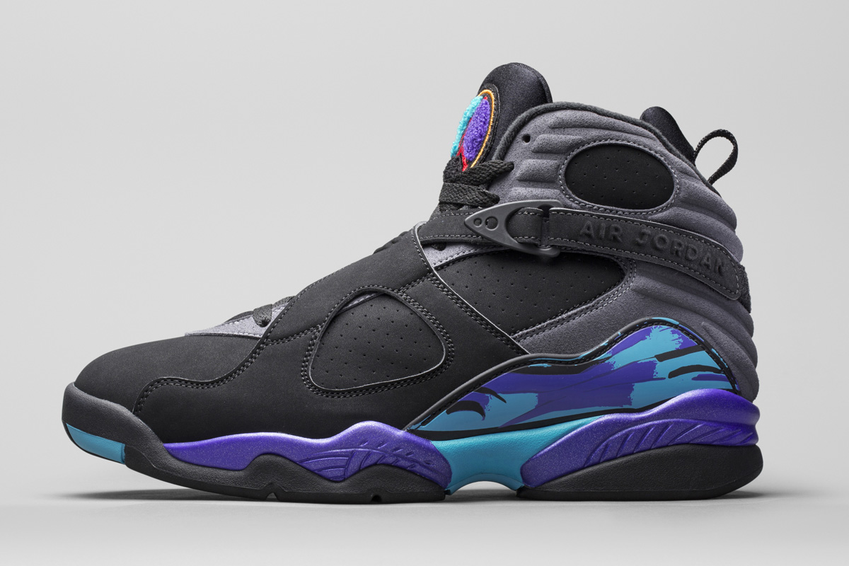 baedaca59b5752 ... australia air jordan aqua 8 retro holiday 2015 release 84c7d ee5a6 low  price bordeaux air jordan 8 custom by ceezem eu kicks sneaker magazine ...