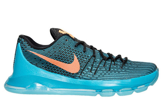34f3fac3feb0 ... blue 3c3b4 88ebd coupon code for here is a look at the yet to release  okc colorway of the coupon code for discount nike kd 8 ...