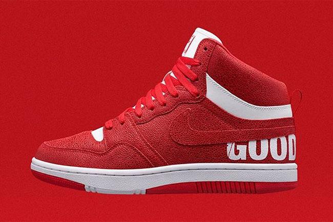 "fe1ac6c1a597 fragment x Nike Court Force SP ""GOODENOUGH"" (Red) · Nike SB Lunar Stefan  Janoski"