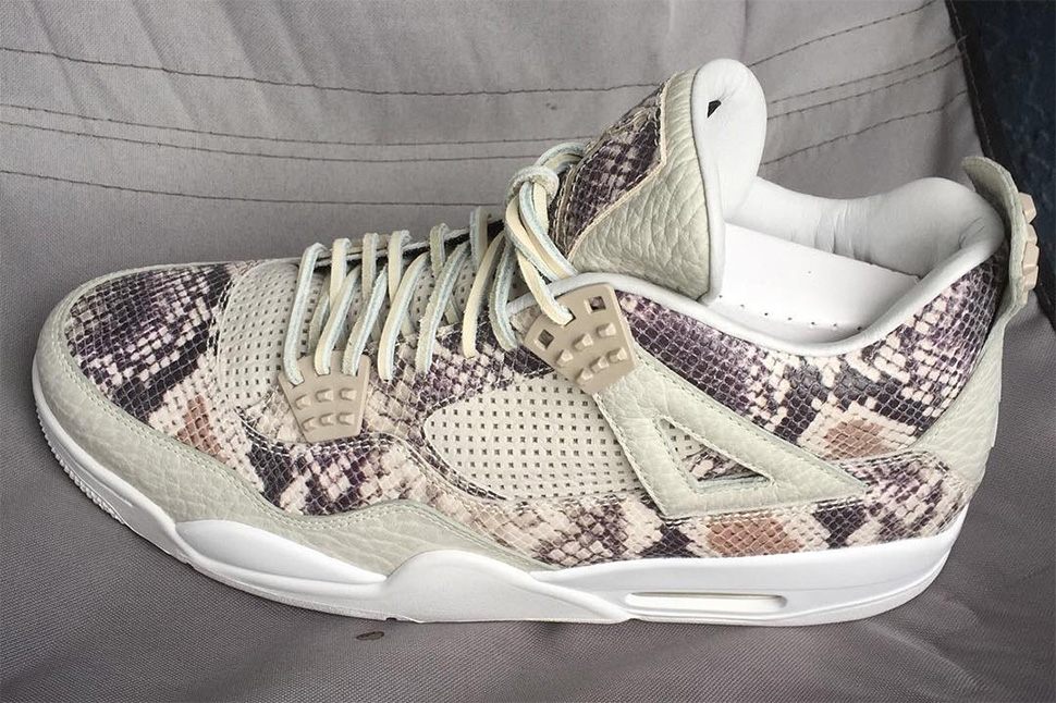 c4671aafe7f78d ... wholesale air jordan 4 retro white snake new preview f95ff 8cde8