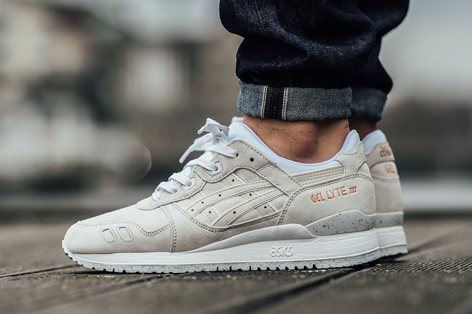 asics gel rose gold pack