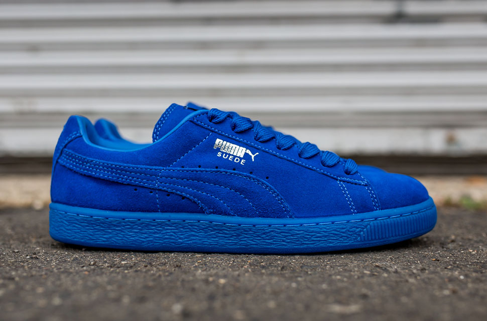 "Puma Suede Classic ICED ""Royal Blue"""