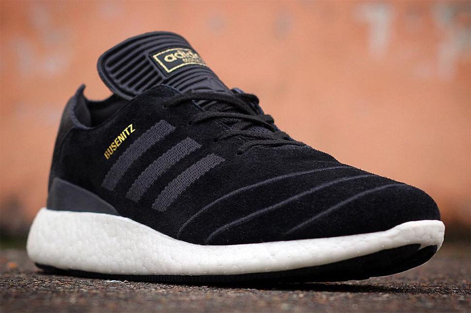 Adidas con lo skateboard busenitz puro slancio ue calci: scarpe da ginnastica magazine
