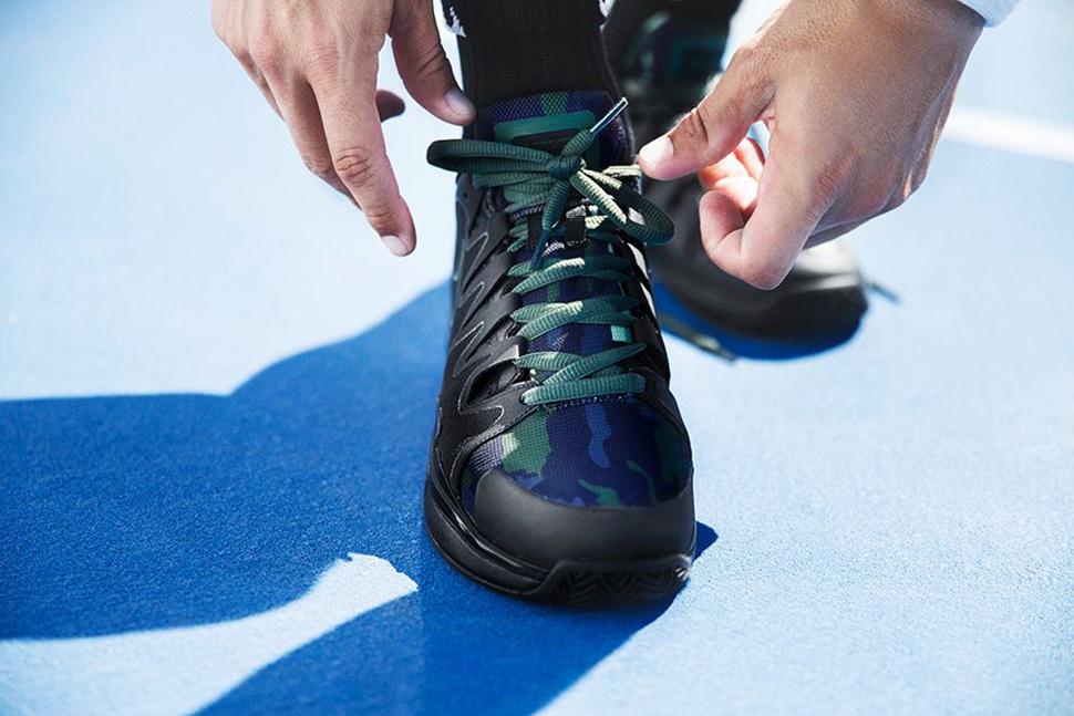"hot sale online 5ee43 3bf3f Nike Zoom Vapor 9.5 Tour Safari ""Camo"" Pack · Nike Tennis  Australian Open  2015 Collection"