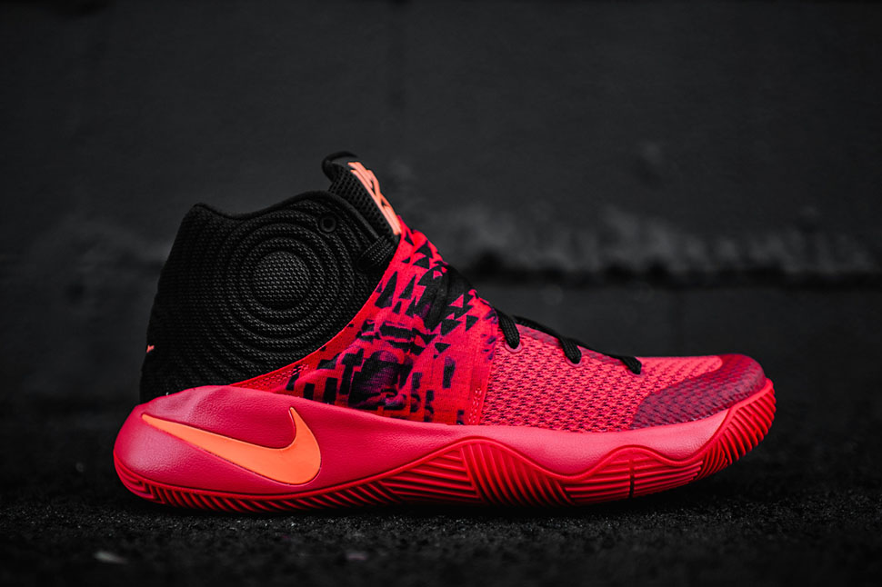 Nike Kyrie 1 Deceptive Red