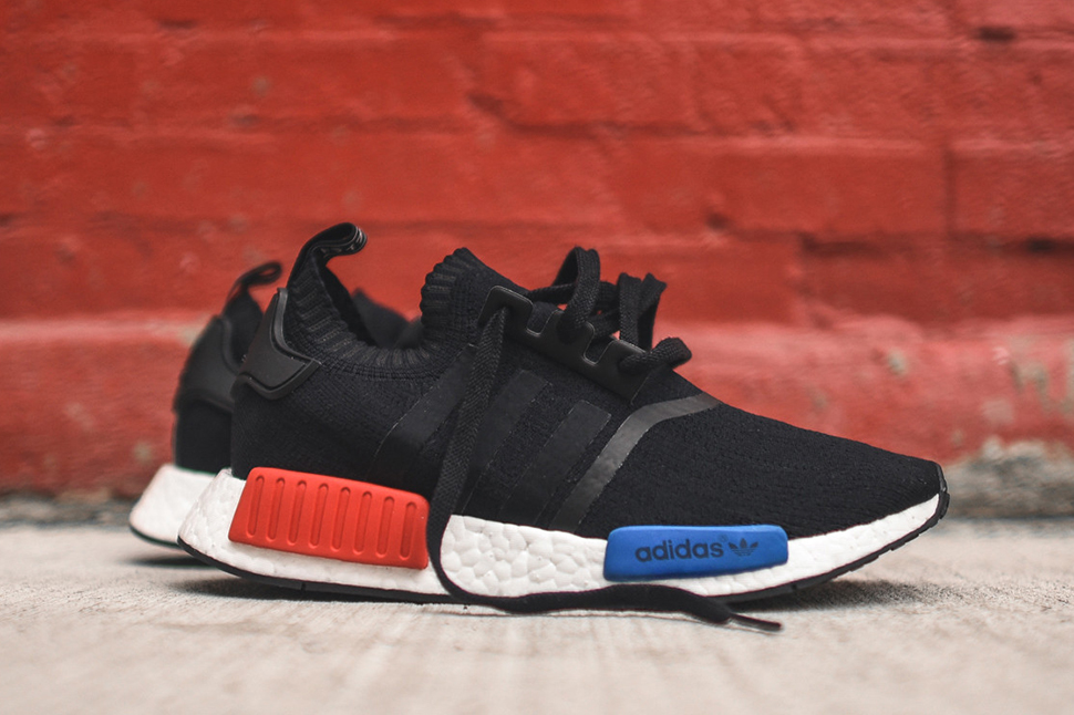 new product 1876a 53e93 sale adidas nmd runner core black lush red 4dc12 a8288