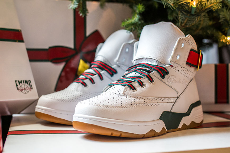 """Ewing 33 Hi x Packer Shoes x New Era """"Miracle on 33rd St."""" Collection"""