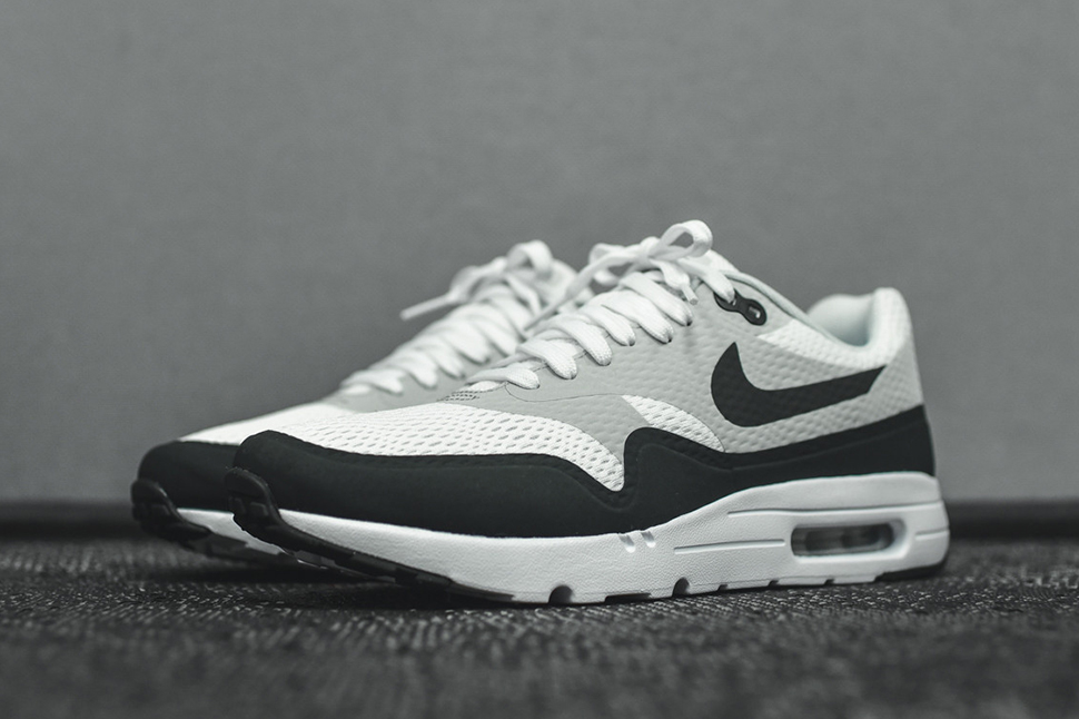 los angeles 437a9 2b47b ... shopping nike air max 1 ultra essential white anthracite 1ba5d 8c624