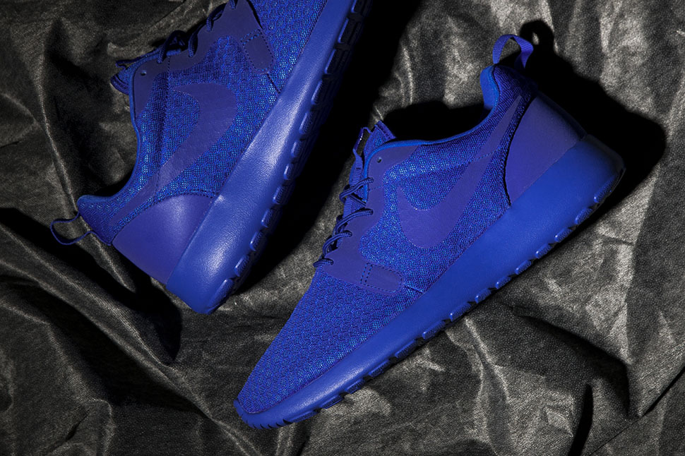Buy nike roshe one all blue   up to 76% Discounts 801f446c872d