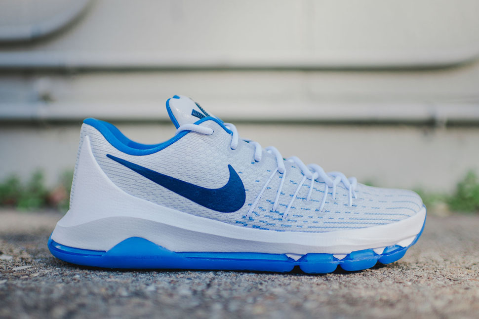 ... 50% off nike kd 8 white midnight navy photo blue eb441 65b63 0928f03b4