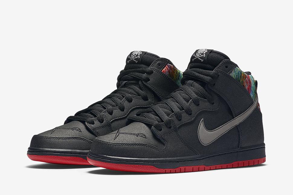 Nike Dunk High Premium SB x SPoT (José Gaspar). EU Kicks ...