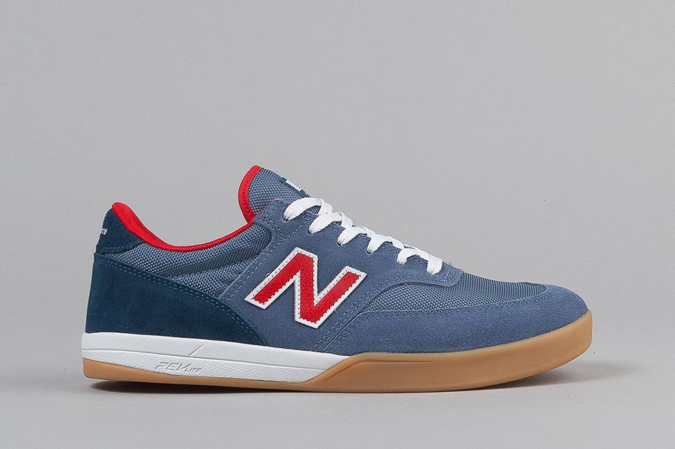 New Balance 617 Blue/Red/White
