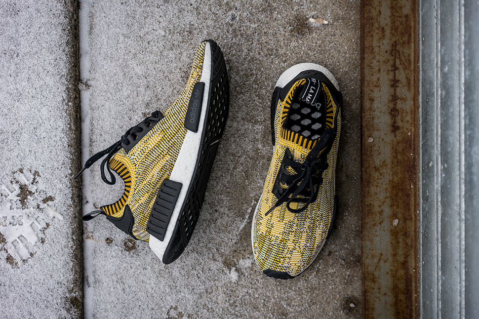 "ecab21202 adidas NMD Runner Primeknit ""Yellow Digi Camo†(Detailed Pics) - OG  EUKicks Sneaker Magazine"
