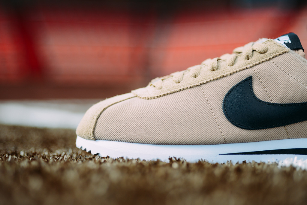 best sneakers 96152 8fe2d ... discount nike gives the cortez a baseball look for spring 2016 877ee  42e6f