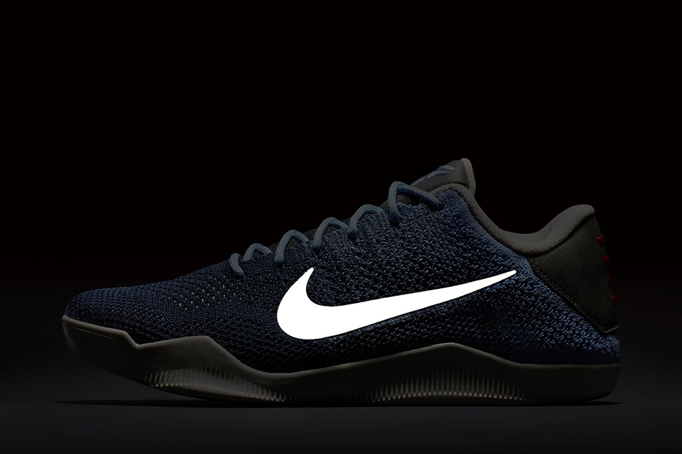 premium selection f051c f10a2 ... sweden nike kobe 11 elite low brave blue detailed pics a2850 caaeb