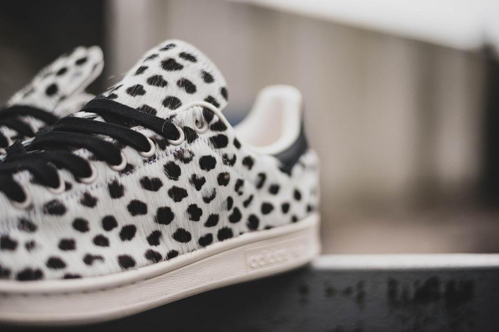 regard détaillé 04938 5a30a spain adidas stan smith white leopard print e06f6 2df1f