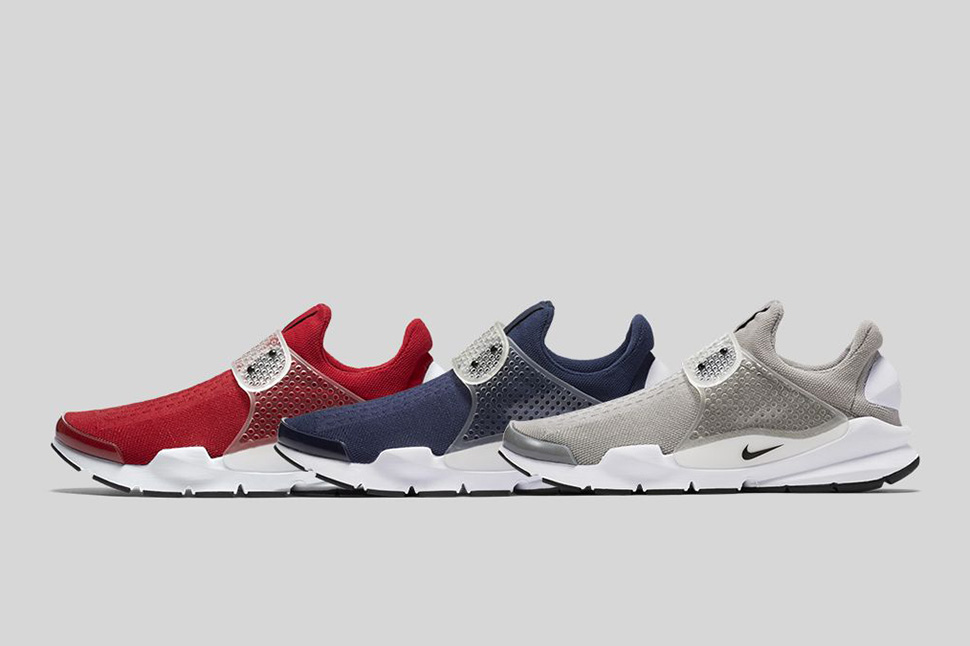 Nike Sock Dart: Releasing in Three Colorways This Week