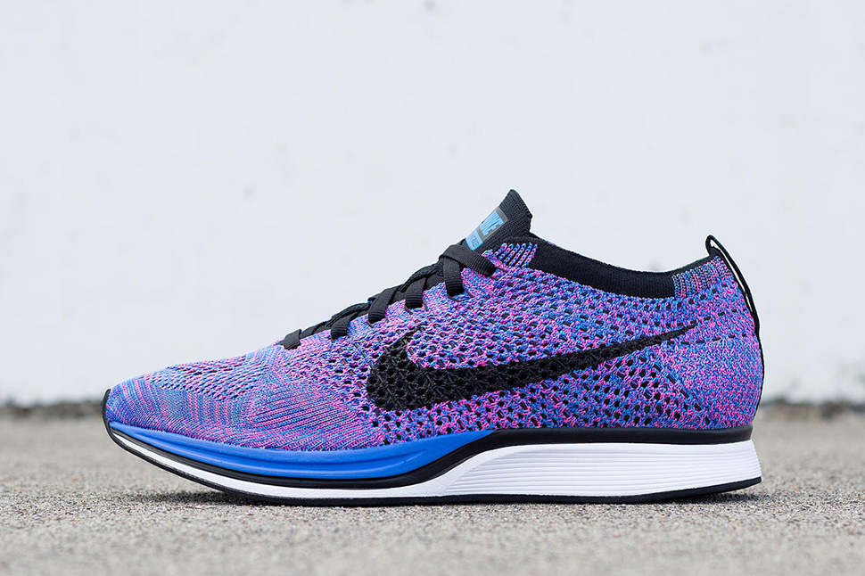 00a1dc3bff49 switzerland nike flyknit racer game royal foot 1fa05 b03ac