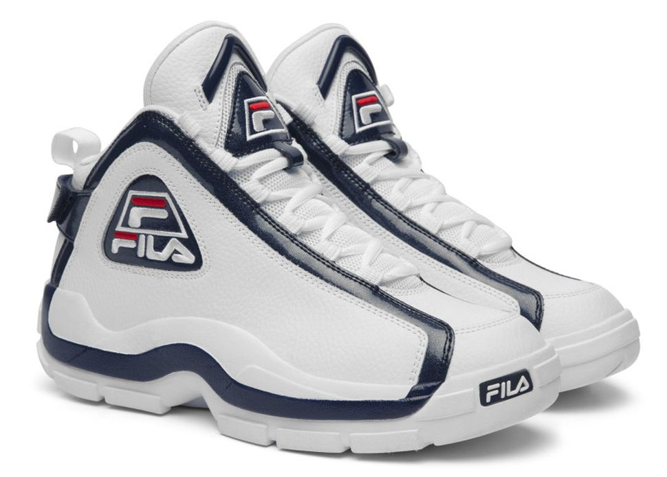 "big sale c3035 a6bac The Fila 96 ""OG"" Returns"