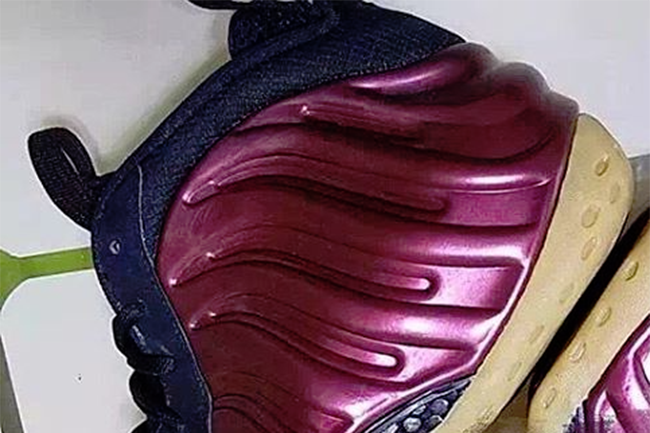 huge discount 045a2 03ddf Upcoming Nike Air Foamposite One in Peanut Butter & Jelly ...