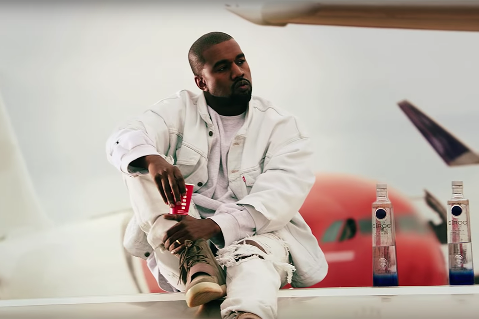 "8975c20ca91 Unreleased adidas Yeezy Boost Makes Cameo in French Montana s ""Figure it  Out"" ft. Nas   Kanye West"