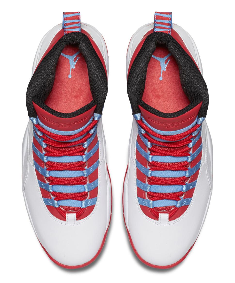 d4198d71eb6a Air Jordan 10 Retro City Pack