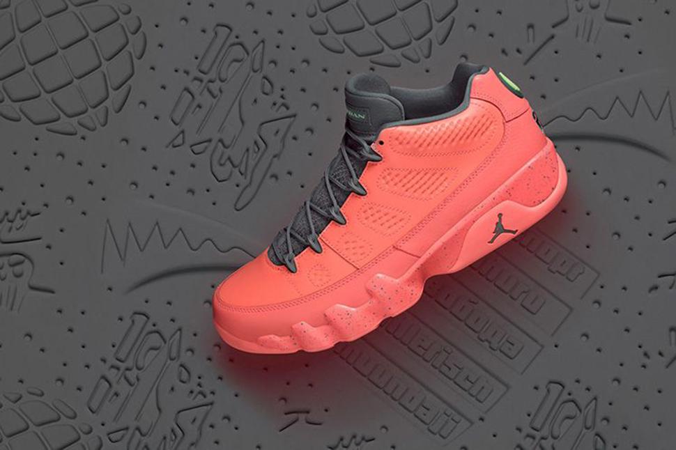 acfe2c6689a3 Air Jordan 9 Retro Low News - OG EUKicks Sneaker Magazine