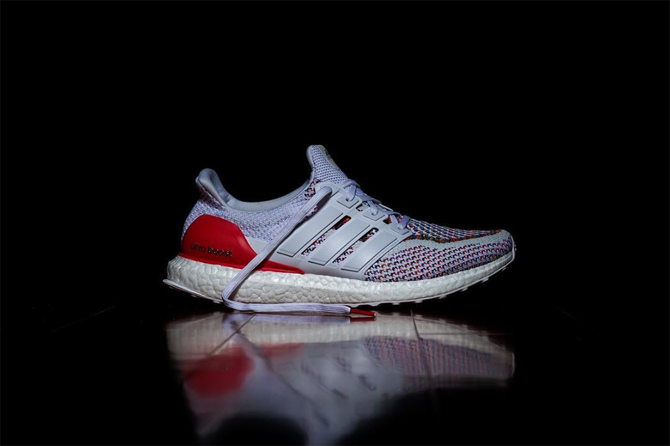 Upcoming adidas Ultra Boost is Red, White & Multicolor OG