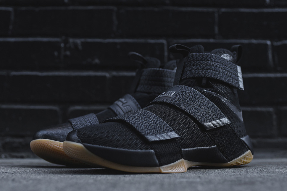 online store 43a16 b2905 ... feet preview sneakernews 5c199 05211 italy nike lebron soldier 10  strive for greatness detailed 352fc 7f161 ...