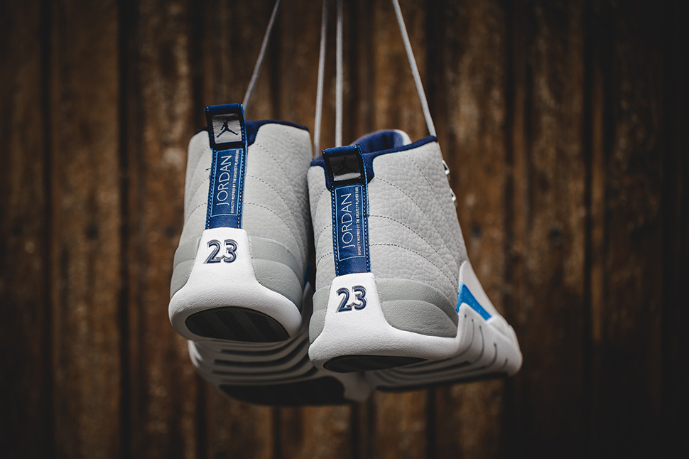 b031f2293153 ... ireland air jordan 12 retro is releasing tar heels colors 21 detailed  pics a63a3 726d0