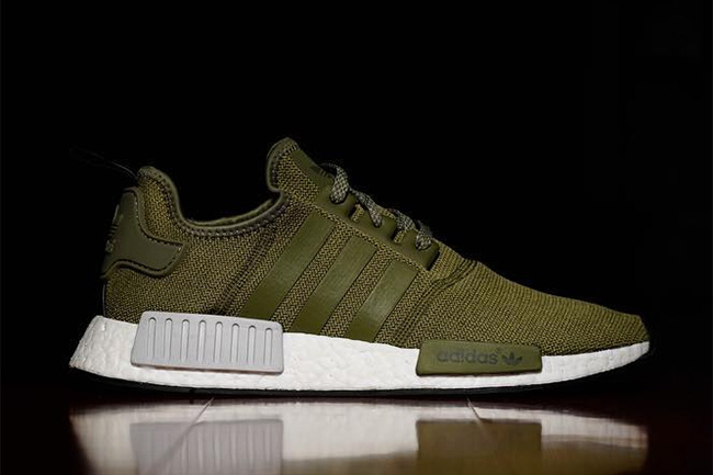 adidas originals nmd womens Green Sale 211c09da9