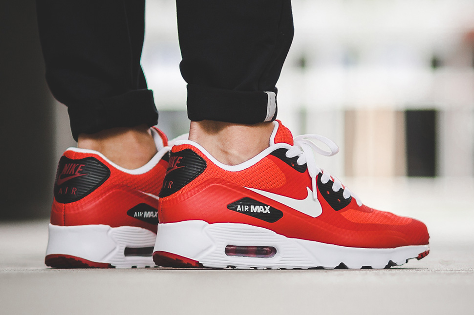 nike air max 90 essential red