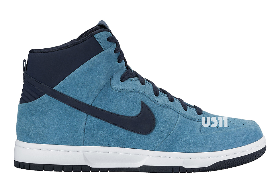 low priced 4a529 deaa7 Four Upcoming Nike Dunk High Releases for Autumn/Winter 2016 ...
