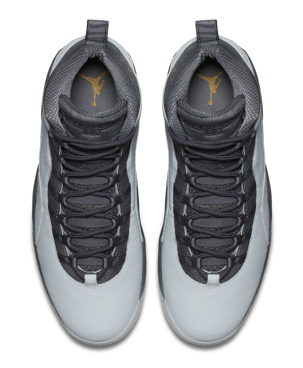 9a2843b8f36187 Air Jordan 10 Retro City Pack News - OG EUKicks Sneaker Magazine