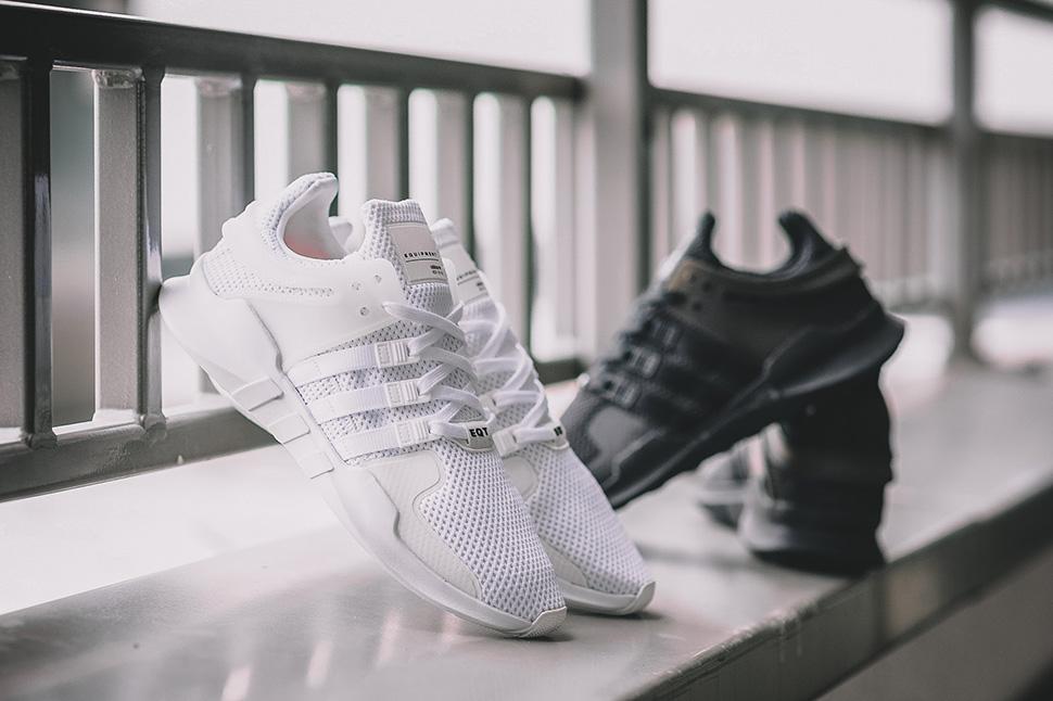 adidas eqt adv triple white
